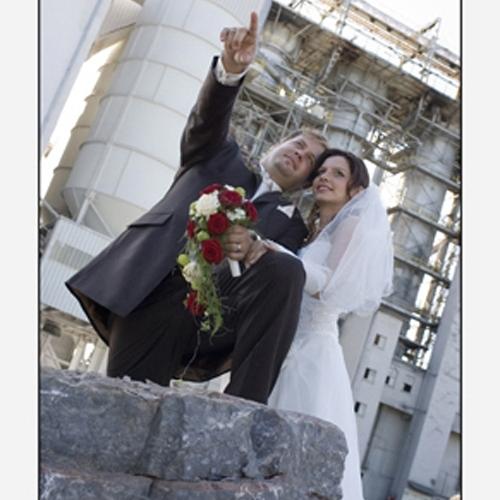 Hochzeit Industrial